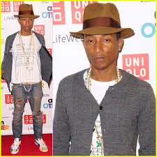 Pharrell Hat Meme - pharrell williams doesn t disappoint in his signature hat at i am