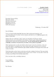 cover letter cover for resume sample management cover letter for