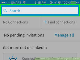 Print Resume From Linkedin 3 Ways To Block Someone From Viewing A Linkedin Profile Wikihow