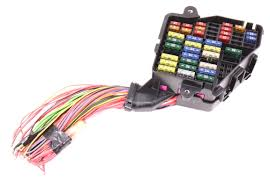 dash fuse box panel u0026 wiring harness pigtail 02 05 audi a4 b6