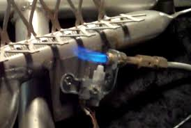 Lighting A Pilot Light Gas Fireplace Pilot Light Is On But No Flames Fireplace Design