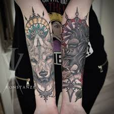 Forearm Wolf - wolf meaning wolf designs