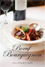 cuisiner un boeuf bourguignon 106 best le boeuf bourguignon images on