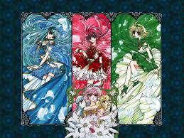 zagato magic knight rayearth review carnival manga review magic knight rayearth