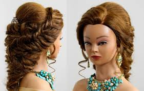 braid styles for medium hair braided hairstyle for medium long