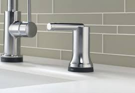 delta waterfall kitchen faucet modern kitchen best modern delta kitchen faucets delta faucet