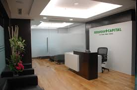 small office interior design small office entrance interior design with varnshed wooden floor and