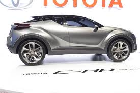 crossover toyota toyota u0027s new small crossover will carry a