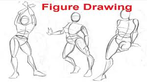 figure drawing lessons 1 8 secret to drawing the human figure