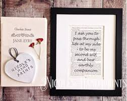 wedding quotes eyre vintage quotes etsy