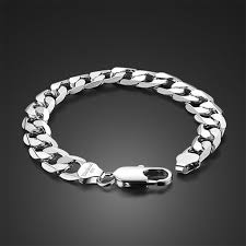 silver solid bracelet images Yasmin wholesale silver solid 925 sterling silver for man fashion jpg