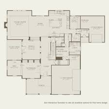 Pulte Homes Floor Plans by Plan 4500 New Home Plan Fishers In Pulte Homes New Home