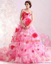 multi color wedding dress wedding dresses in color colored wedding dresses