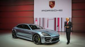 Porsche Panamera Sport - porsche panamera sport turismo concept luxuo