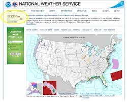 national weather forecast map get your hourly weather forecast from noaa s national weather