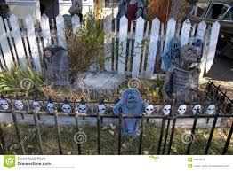 halloween zombie graveyard stock photo image 58655018