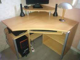 bureau pc portable bureau pour pc portable et imprimante attrayant conforama meuble