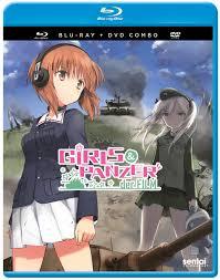 film add anime und panzer der film blu ray dvd