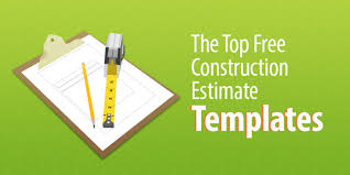 Free Construction Estimate Forms Templates by 5 Of The Top Free Construction Estimate Templates Capterra