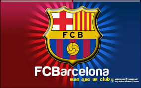 wallpaper keren klub bola fc barcelona theme download