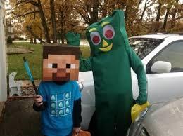 Steve Minecraft Halloween Costume Minecraft Steve Head Mask Buycostumes
