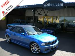 Bmw M3 Hardtop Convertible - used bmw m3 bmw 3 2 individual edition convertible huge spec low