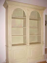 solid wood bookcase dining room shabby chic with bookcase