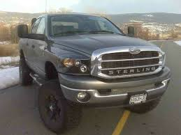 sterling dodge truck dodge ram sterling grill car autos gallery