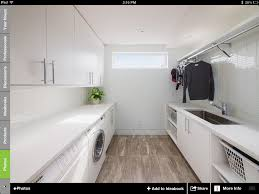 galley style laundry dreaming homes pinterest laundry