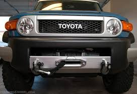 2014 Toyota Fj Cruiser Interior U S Offroad Winch Mount Bumper For 2007 2014 Toyota Fj Cruiser