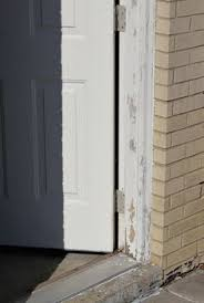 Exterior Door Repair Adding Grilles To Garage Door Windows Garage Doors Window And Doors