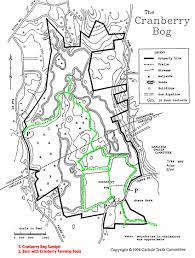 carlisle trails committee cranberry bog