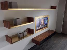 furniture modern entertainment wall unit living room wood loversiq