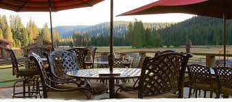 the highlands ranch restaurant and bar in lassen volcanic national