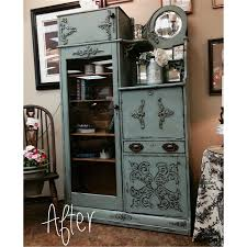 before u0026 after antique secretary desk cabinet sold u2014 finders keepers