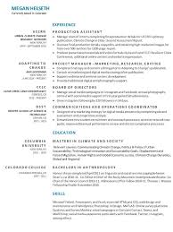 Managing Editor Resume Template Editor In Chief Resume Resume For Your Job Application