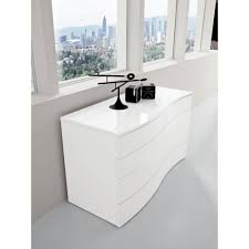 commode chambre blanc laqué commodes meubles et rangements commode aliante haut de gamme