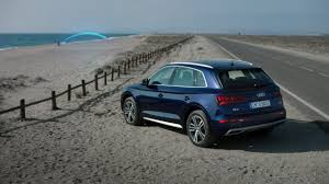 Audi Q5 1 9 - the audi q5 with audi connect youtube