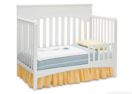 Converting A Crib To A Toddler Bed Bennington Lifestyle 4 In 1 Crib Delta Children