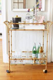 Living Room Bar Living Room Update New Bar Cart Shannon Claire