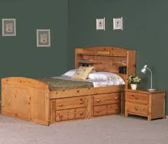 bust of cherry wood headboard best furniture for vintage lover