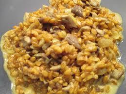 cuisiner les pleurotes risotto de petit épeautre aux pleurotes cuisine végétarienne bio