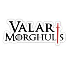 best 25 valar morghulis ideas on pinterest game of thrones ice