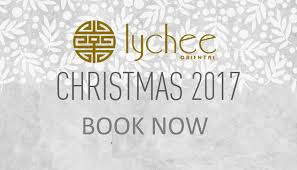 christmas 2017 lychee oriental restaurant chinese fine dining