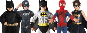 dc comics superhero costumes costume ideas for kids