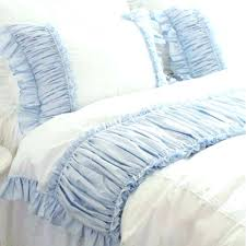 shabby chic white quilt articles with shabby chic white linen duvet cover tag enchanting