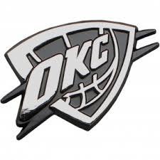 Okc Thunder Home Decor Oklahoma City Thunder