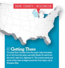 spring into door county wisconsin motorhome magazine
