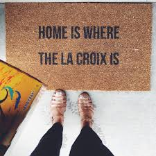 Welcome Home Decor 15 Instagrams That Are All About That Lacroixlife Brit Co