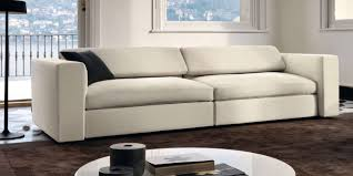 Brown Leather Sectional Sofas With Recliners Sofa Living Room Brown Leather Cabriole Style Recliner Sofa In 3